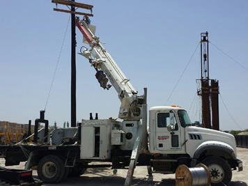 Piling and drilling company in Lagos Nigeria, electric power projects in Nigeria